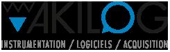 Akilog, système de contrôle instrumentation